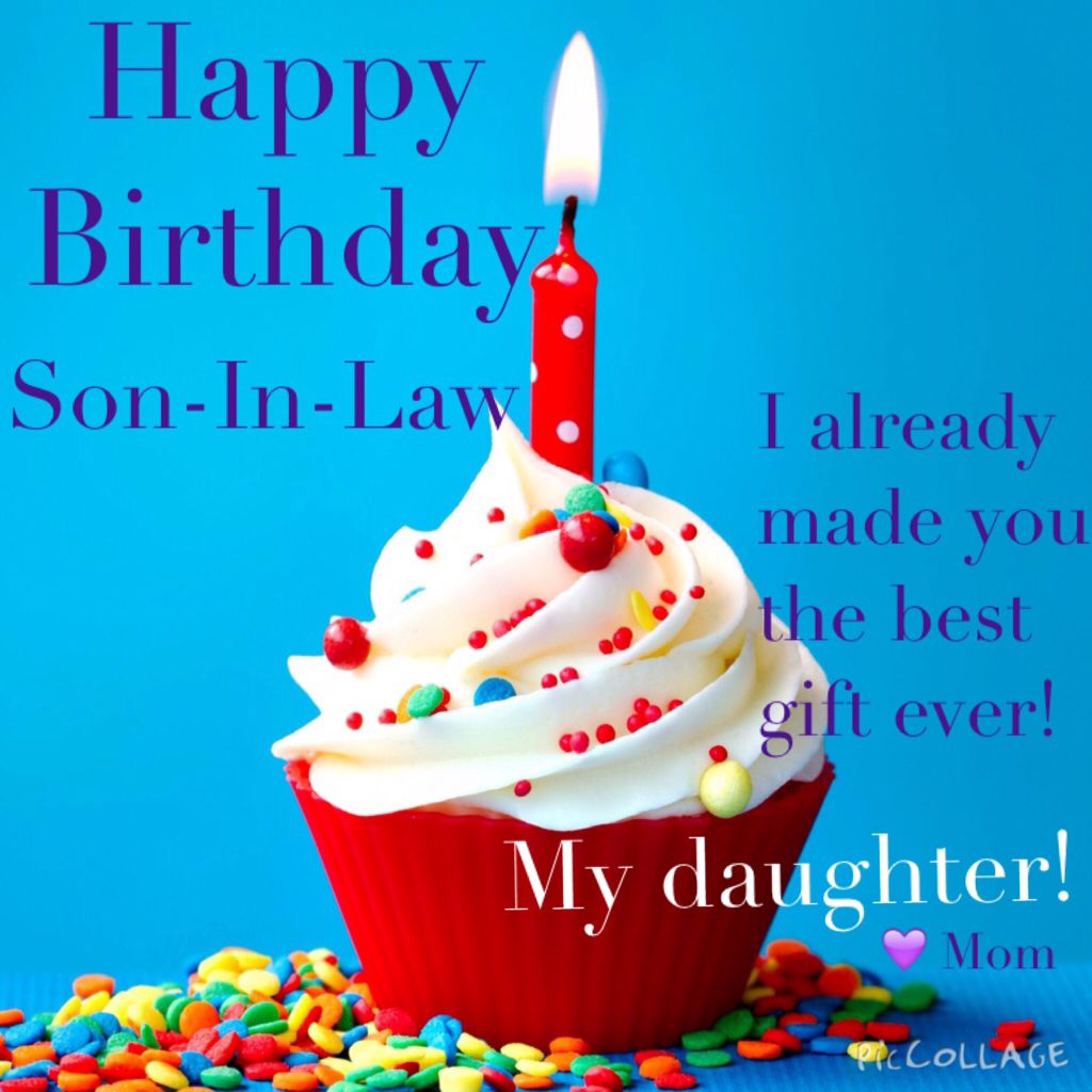 Happy Birthday Son In Law Best Bday Wishes To Show Your Love