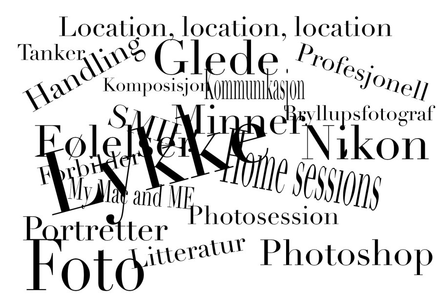 Priser hos fotograf Kine Bakke