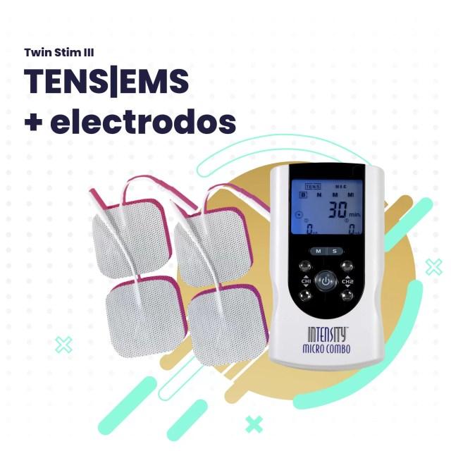 Tens y EMS TWIN STIM III