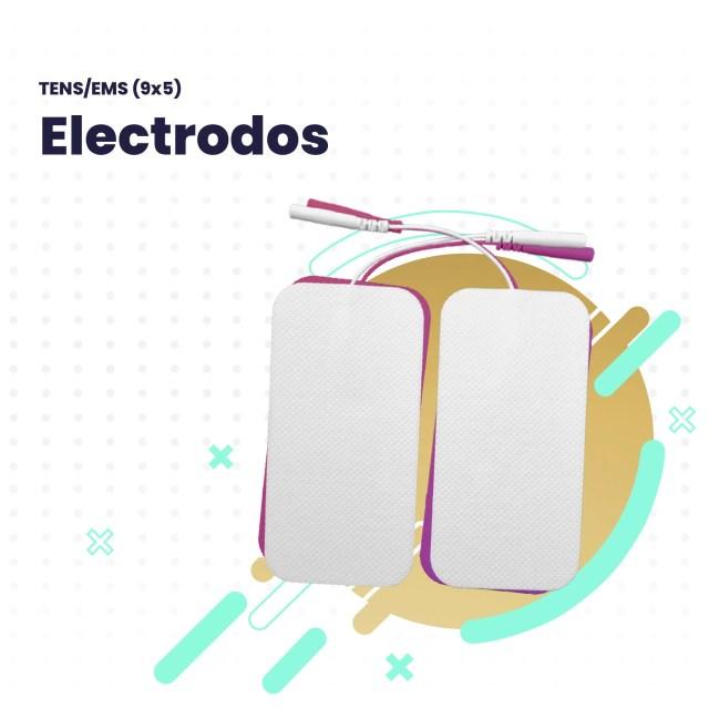 Electrodos rectangulares