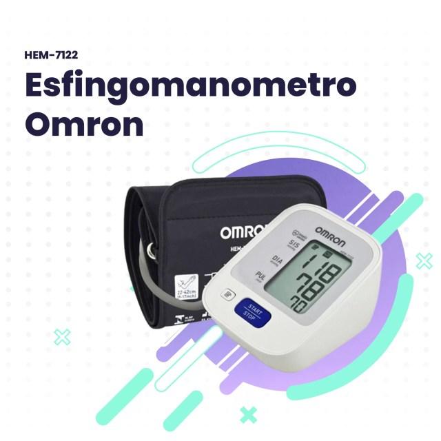 Omron 7122