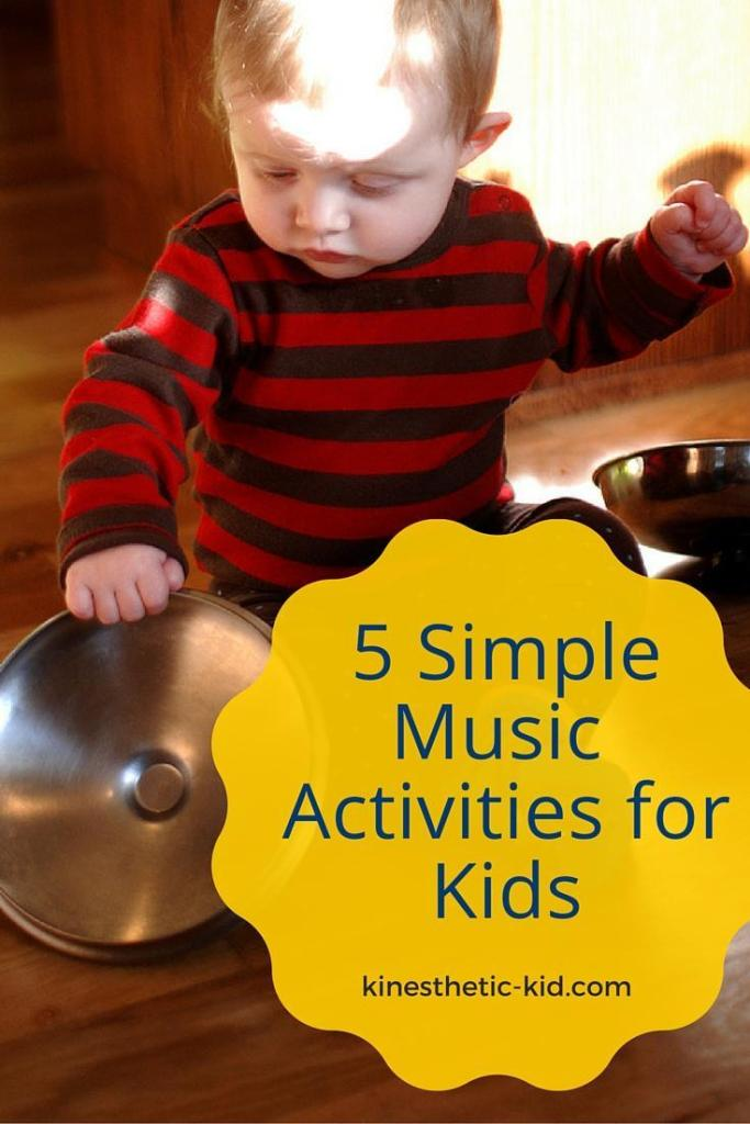 five simple music activities for kids
