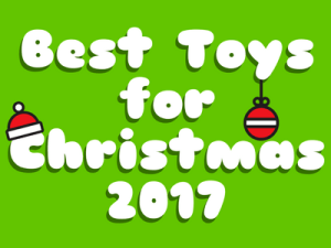 hottest christmas toys 2017