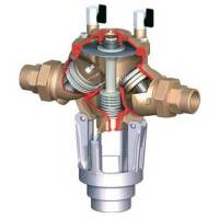 Jual Backflow Preventer (Fig. 406) - ZETKAMA VALVE