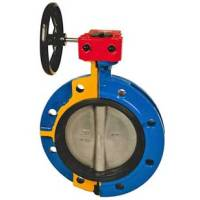 Double Flange Butterfly Valve | Zetkama Fig. 499