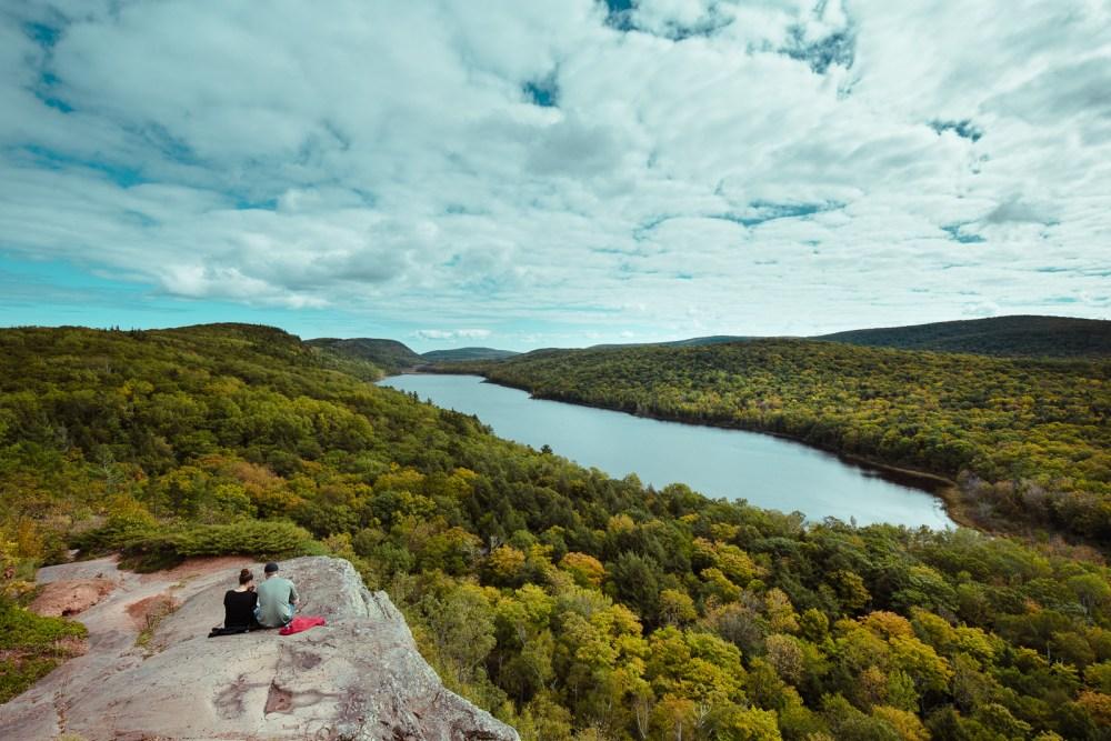 Landscape photography upper michigan