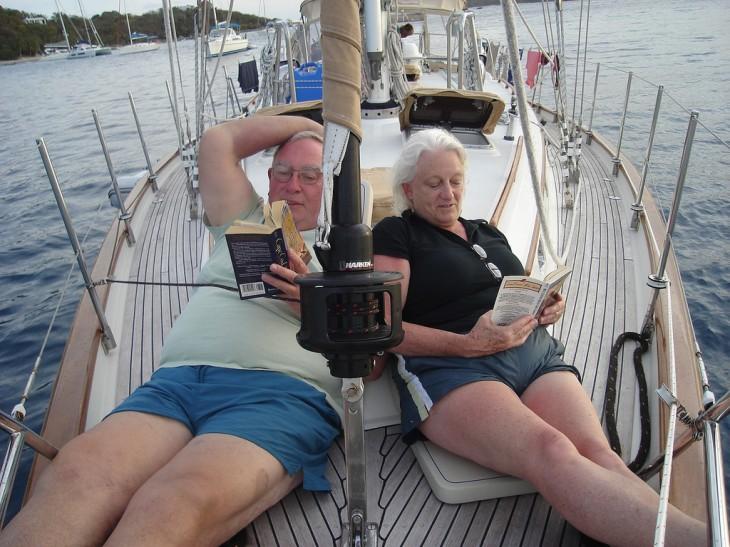 Reading onboard