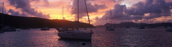 BVI Flotilla 2012