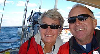 Kinetic Sailing - About Us