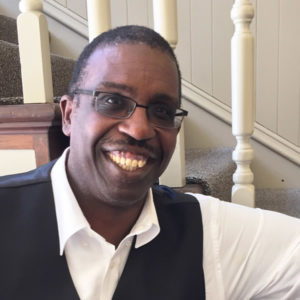 Rev. Floyd Thompkins, Director of The Center for Innovation in Ministry at SFTS