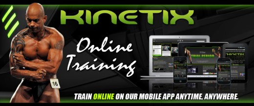 Kinetix Online Personal Training