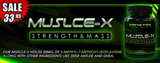 Muscle-X by Kinetix Supplements