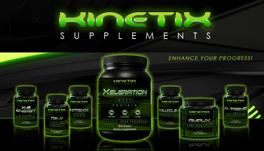 Kinetix Supplements