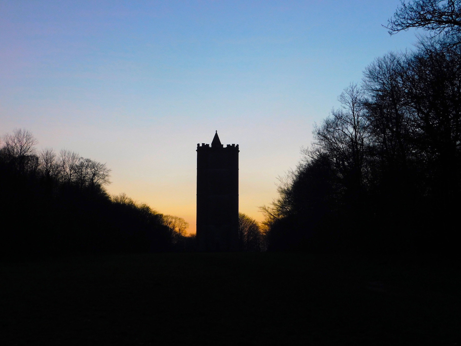 King Alfred S Tower Egbert S Stone Part 2