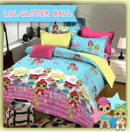LOL Glitter Ball 2