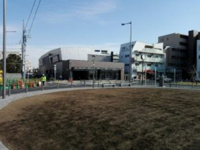 布田駅前①