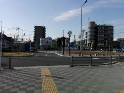 布田駅前②