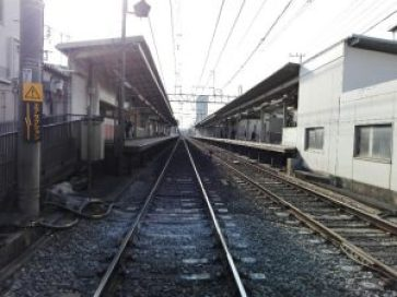 柴崎駅前②