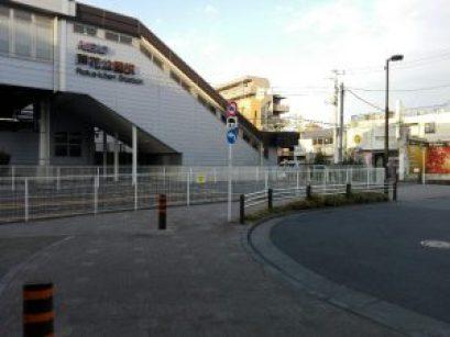 芦花公園駅前①