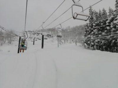 神立高原スキー場ゲレンデ②