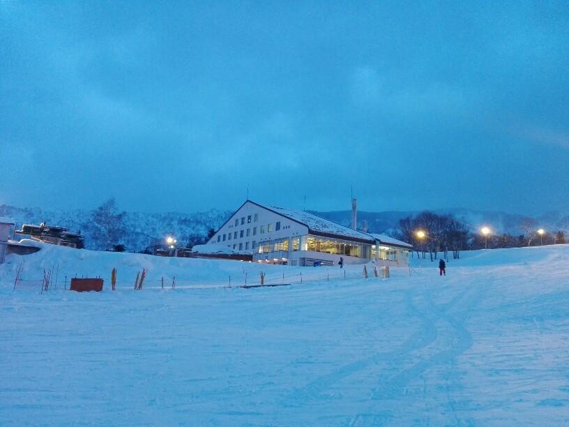【日帰り新幹線で8100円】『ガーラ湯沢スキー場』に行ってきました