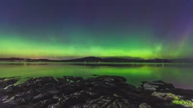 Bellingham Northern Lights