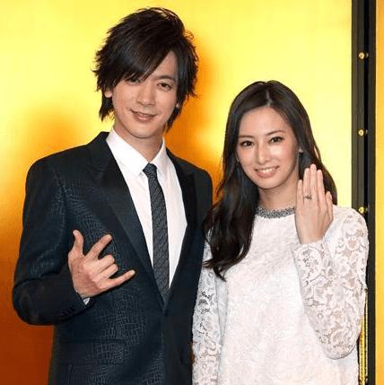 DAIGO&北川景子がゾロ目婚!1000万円超の婚約指輪も披露(サンケイスポーツ) Yahoo ニュース