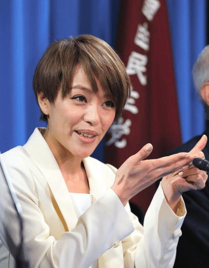 SPEED今井絵理子さん立候補表明 参院選に自民から:朝日新聞デジタル