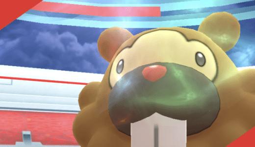 【ポケモンGO】ビッパのレイド対策と弱点!色違いの確率は?1人ソロにおすすめポケモン