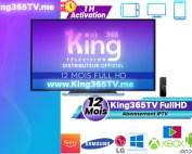 Abonnement King365tv
