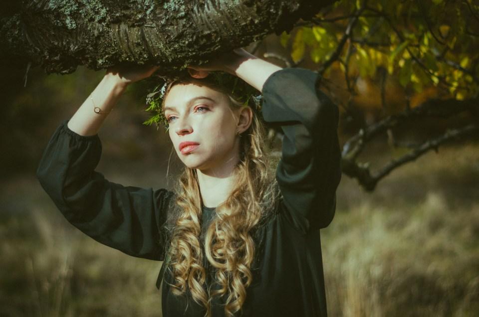 Kamila – sesja portretowa w Karkonoszach
