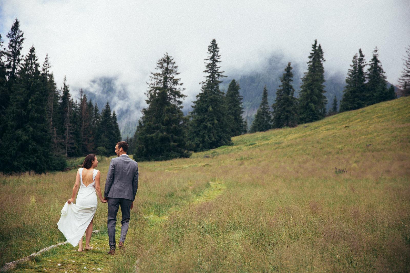 plener-ślubny-w-górach
