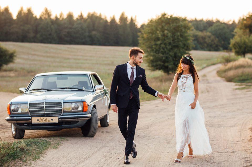 Ranczo w Dolinie – reportaż ślubny M&M