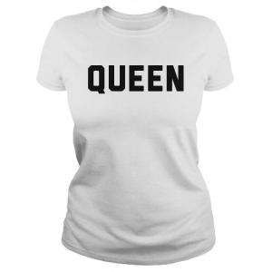 King and Queen shirts