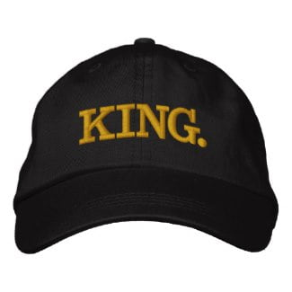 king mens hat