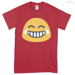 Happy Face Emoji Shirts