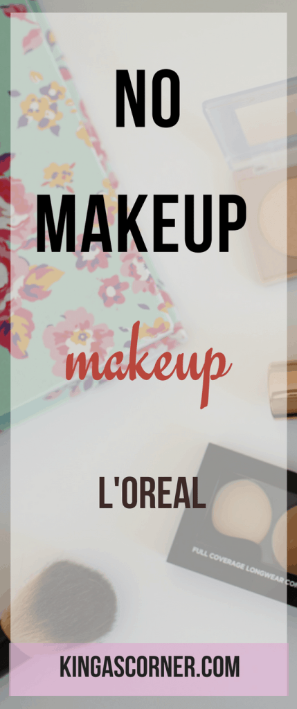 No makeup makeup loreal