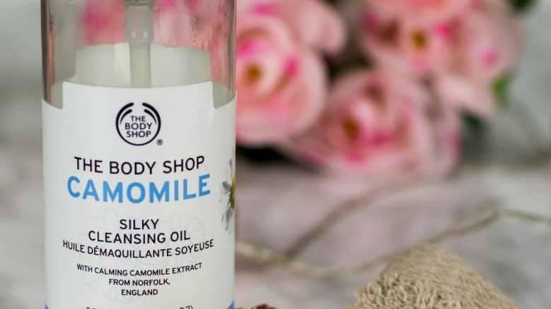 camomile cleansing oil, product review