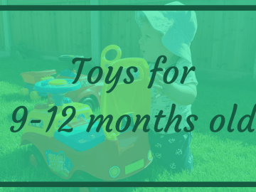 toys for 9-12 months old