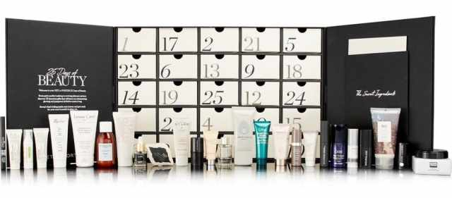 net a porter advent calendar