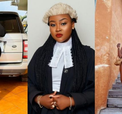 Curvaceous Ghanaian Lawyer