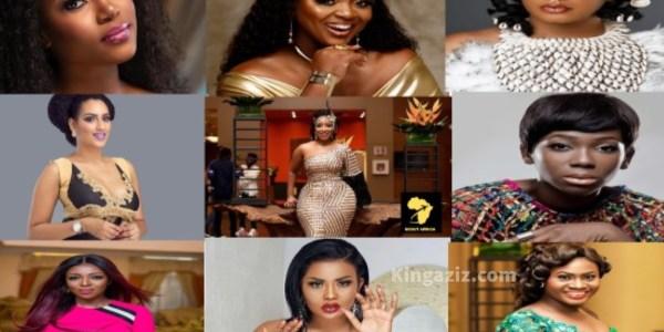 richest ghanaian actresses