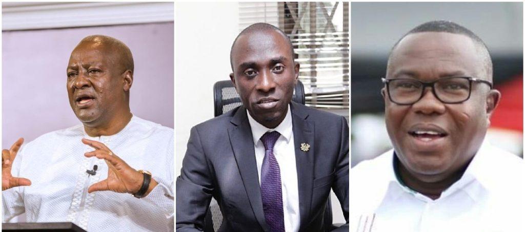 NPP's Owusu-Bempah Accuses John Mahama And Ofosu Ampofo For Planning Taadi's Fake Kidnapping And Pregnancy Saga
