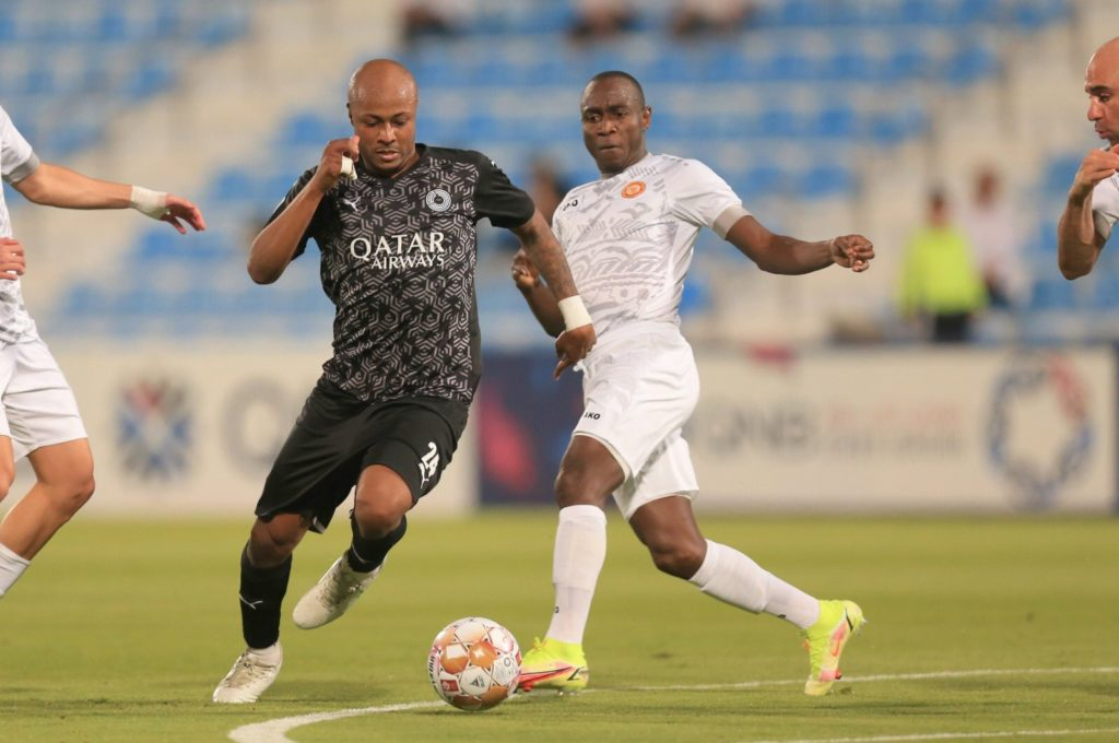 Ghana Captain Andre Ayew Powers Al Sadd To Victory With Sixth Consecutive Goal In Qatar