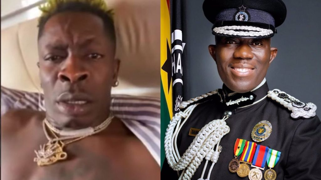 """""""Celebrities And Musicians Must Be Jailed Regularly For Correction"""" – Shatta Wale Tells IGP"""