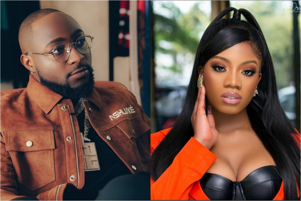 Davido's Fans Blast Him And His Management For Allowing BBNaija's Angel Visit His House