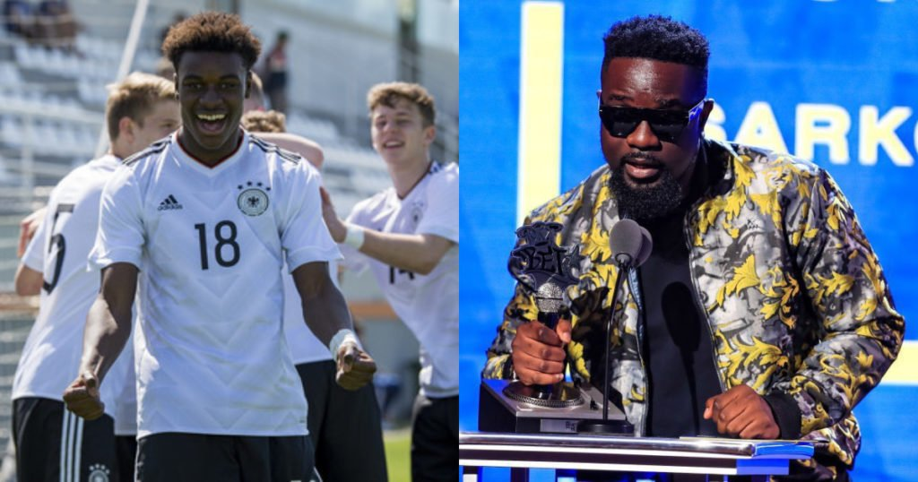 Sarkodie Is A Legend - C.K Akonnor's Son Opens Up On His Love For African And American Music