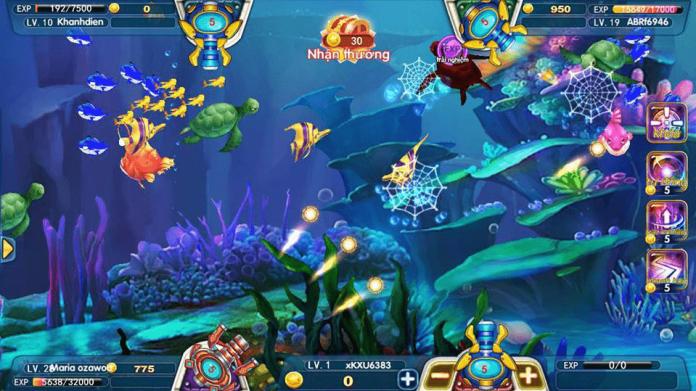 tổng hợp 5 kinh nghiệm chơi bắn cá online ăn tiền cơ bản