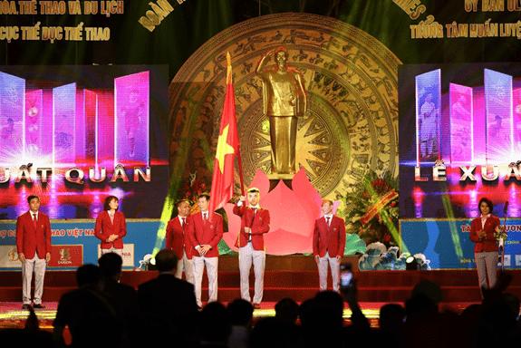 Cập nhật thành tích Sea Games 30 của tuyển Việt Nam ngày 1/12