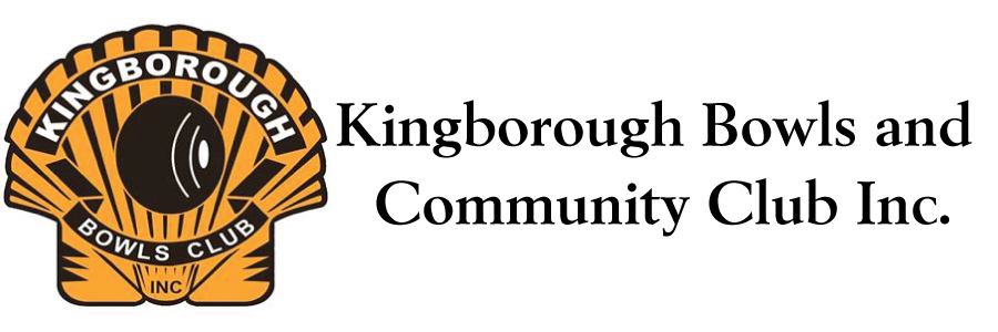 Kingborough Bowls & Community Club inc Logo